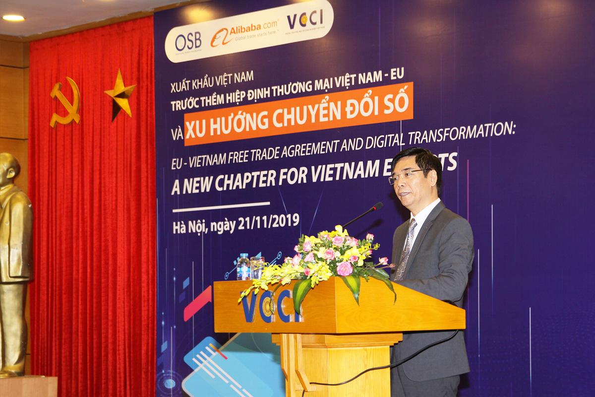 EVFTA và Xu hướng chuyển đổi số: Xuất khẩu Việt Nam bước sang trang mới